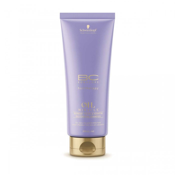 Schwarzkopf BC BONACURE Oil Miracle Barbary Fig Oil & Keratin Restorative Shampoo