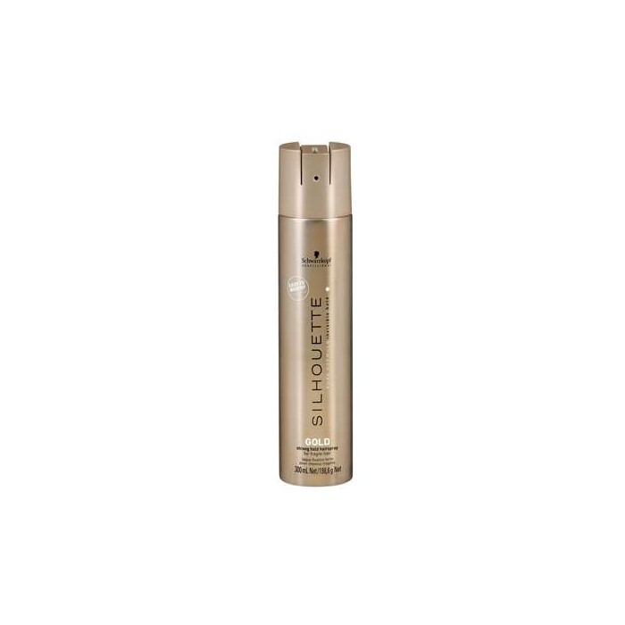 Schwarzkopf Silhouette Gold Strong Hairspray