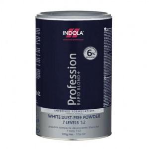 INDOLA Profession Rapid Blond+ Blue Dust-Free Powder