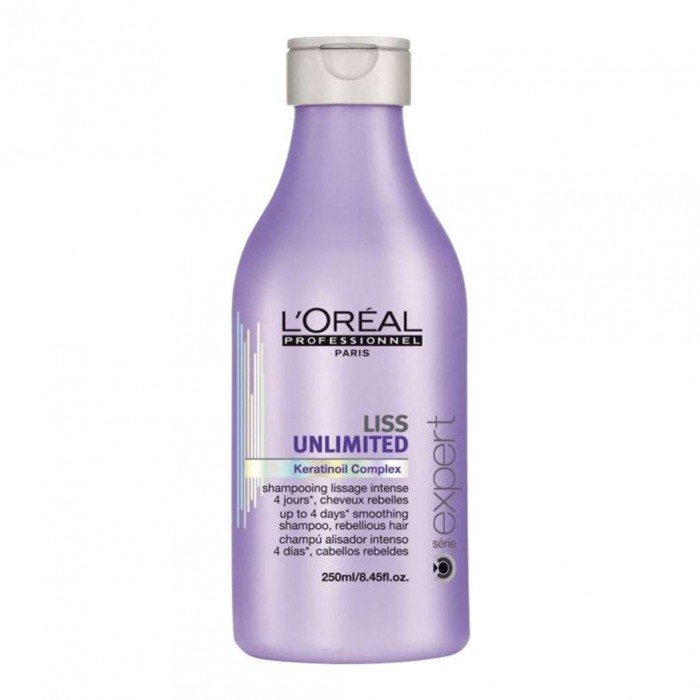 L'Oréal Expert Liss Unlimited Shampoo