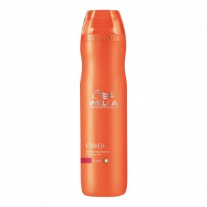 Wella Enrich Moisturizing Shampoo 250 ml