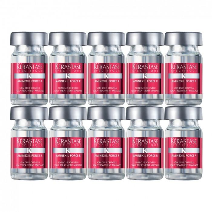 Kérastase Aminexil Force R 10 x 6 ml