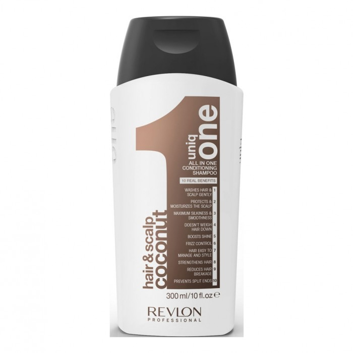 REVLON Uniq One Conditioning Shampoo Coconut 300 ml