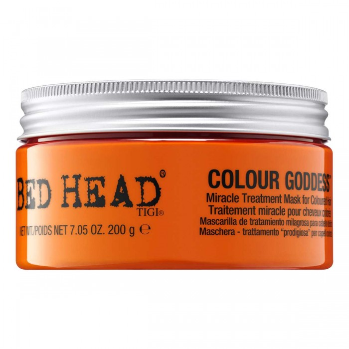 TIGI Bed Head Color Goddess Miracle Treatment Mask 200 ml