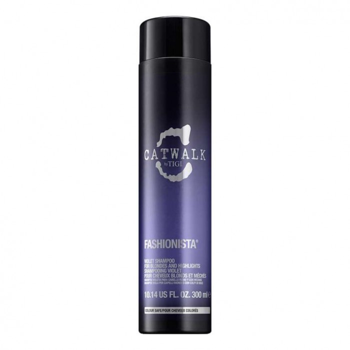 TIGI Catwalk Icon Fashionista Violet Shampoo 300 ml