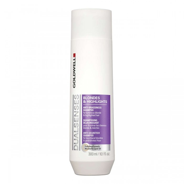 GOLDWELL Dualsenses Blondes & Hightlights Anti-Brassiness Shampoo 250 ml