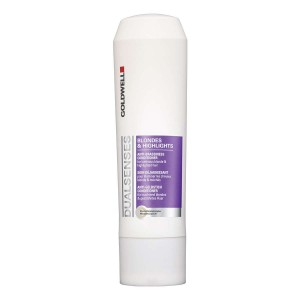 GOLDWELL Dualsenses Blondes & Hightlights Anti-Brassiness Conditioner 200 ml