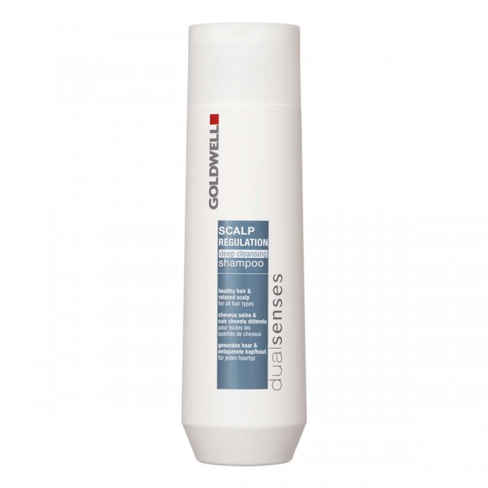 GOLDWELL Dualsenses Scalp Regulation Deep Cleansing Shampoo 250 ml