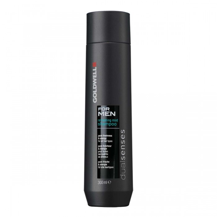GOLDWELL Dualsenses For Men Refreshing Mint Shampoo 300 ml
