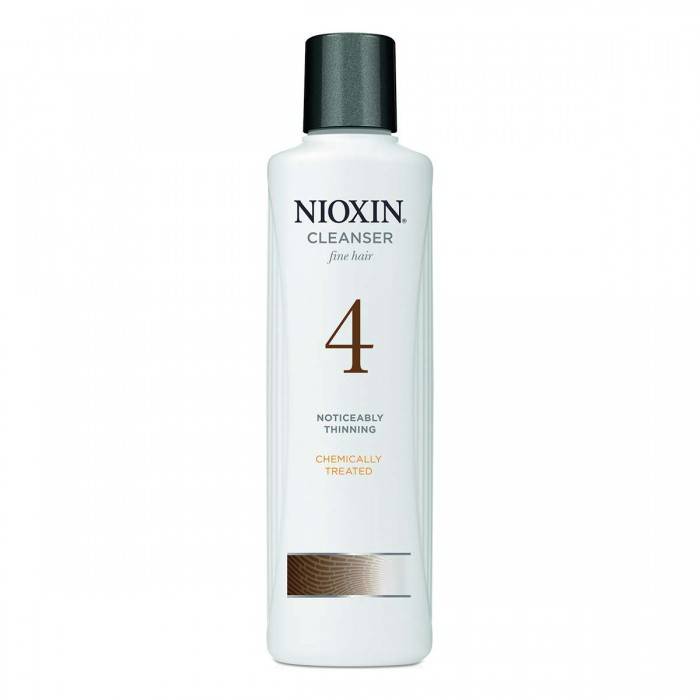 NIOXIN System 4 Cleanser 300 ml
