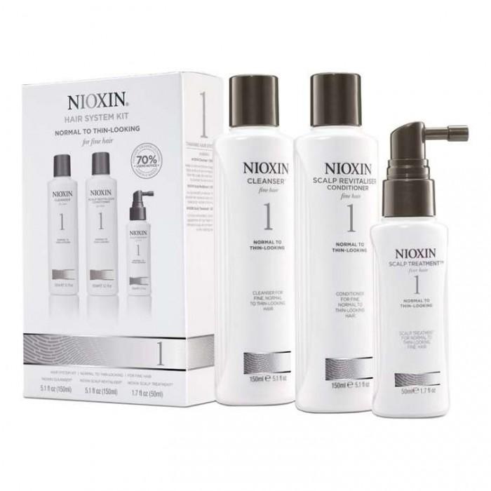 NIOXIN Trial Kit System 1 (kit)