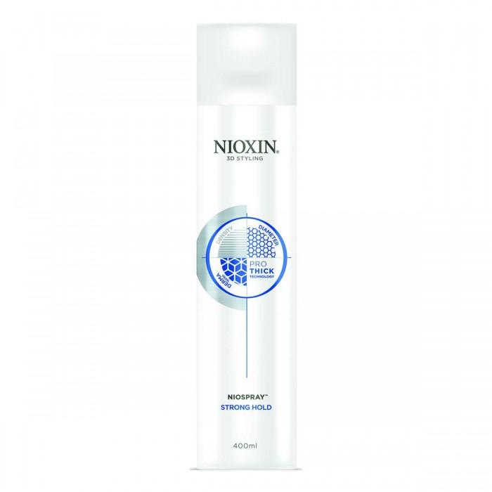 NIOXIN 3D Styling Strong Hold NioSpray 400 ml