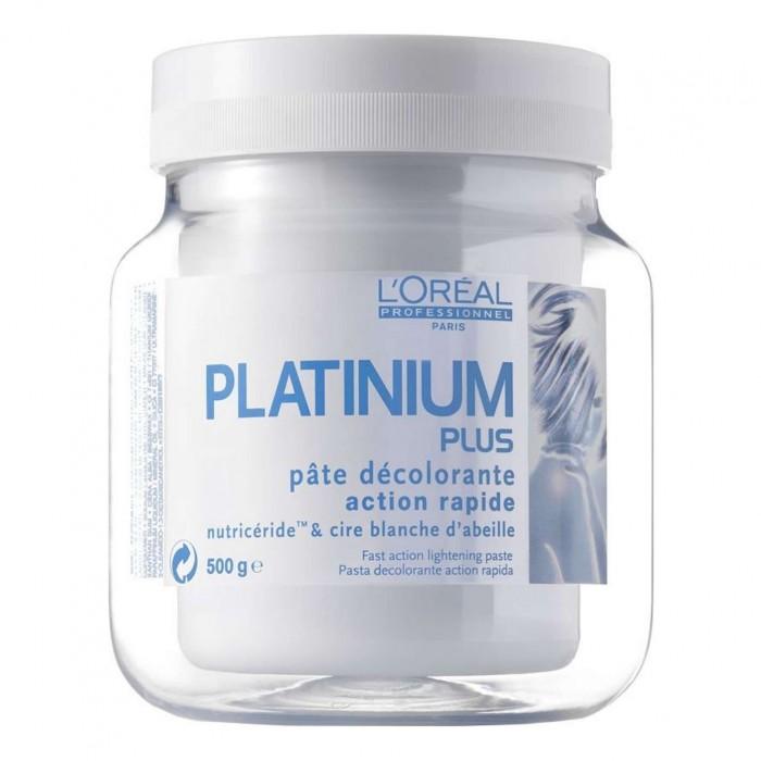 L'Oréal Platinium Plus Fast Action Lightening Paste 500 g