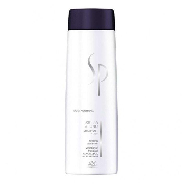 Wella SP Color Save Silver Blond Shampoo 250 ml