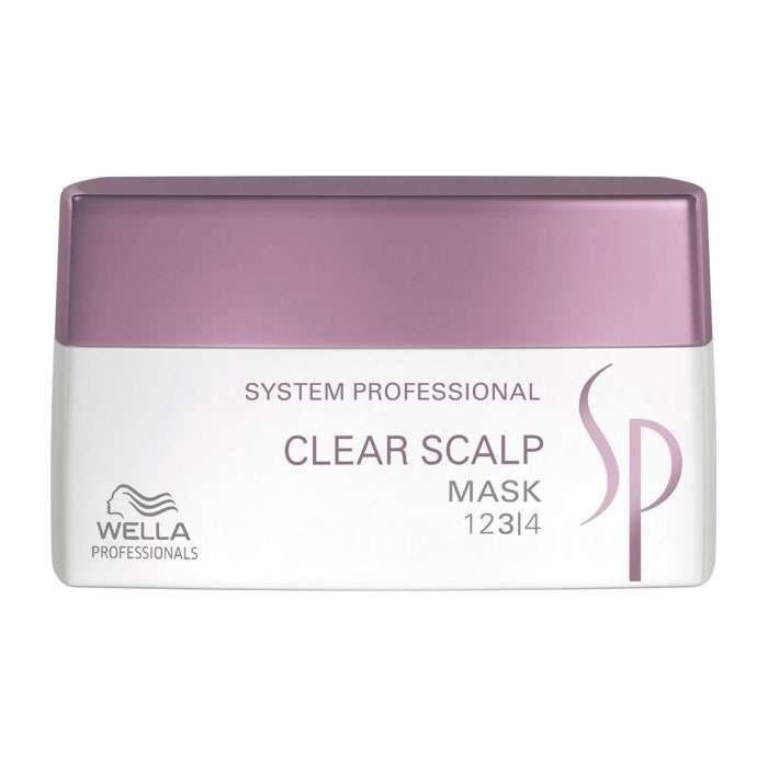 Wella SP Clear Scalp Mask 200 ml