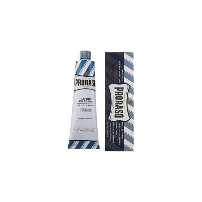 PRORASO Schaving Cream Blue Tube 150 ml