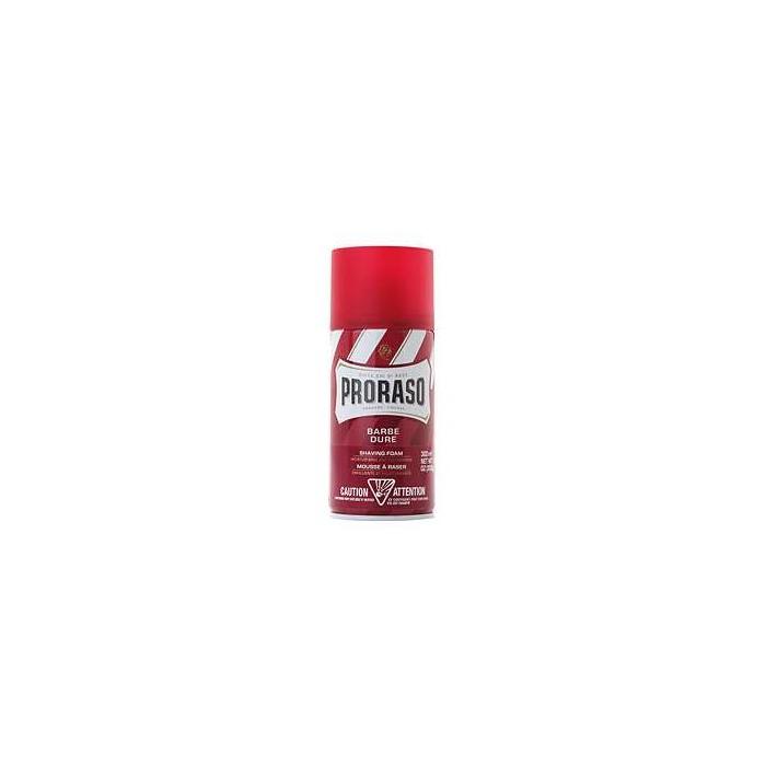 PRORASO Scheermousse Rood 300 ml