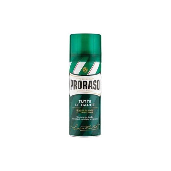 PRORASE Scheerschuim Groen 50 ml
