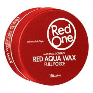 Red One Red Aqua Hair Wax Full Force 150 ml