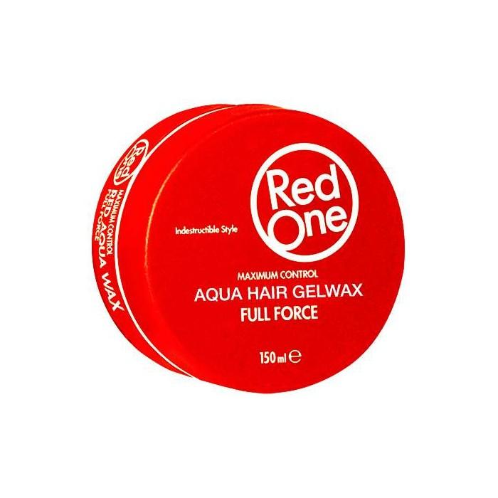 Red One Aqua Hair Gelwax Full Force