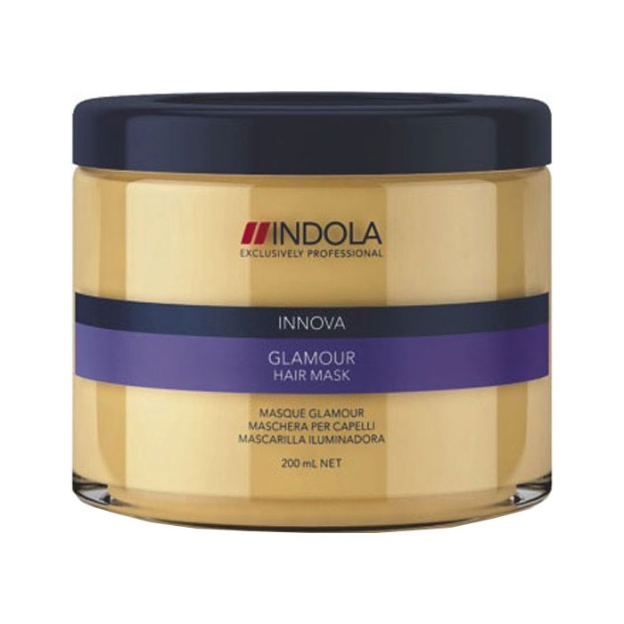OUTLET-INDOLA-INNOVA-Glamour-Hair-Mask-200-ml