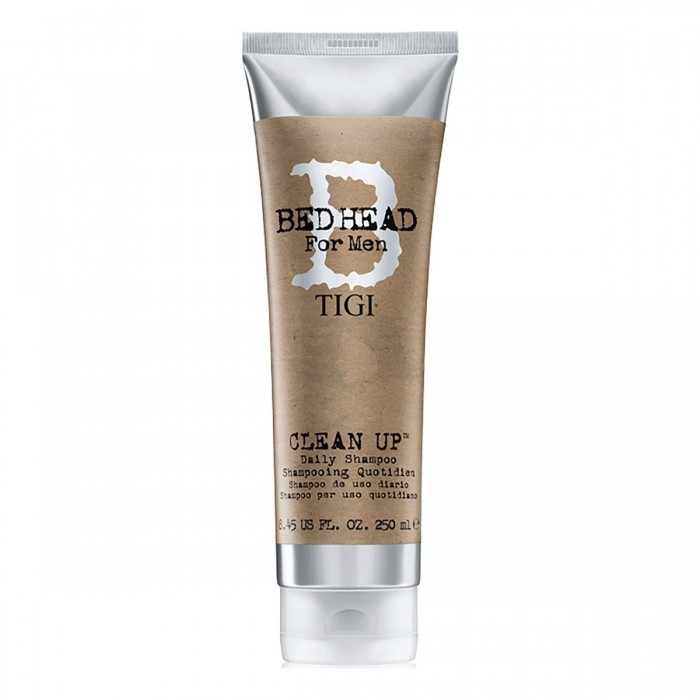 TIGI B For Men Clean Up Daily Shampoo 250 ml