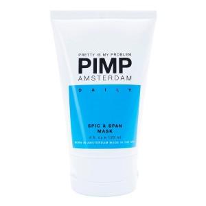 Pimp Amsterdam Spic & Span Mask 120 ml