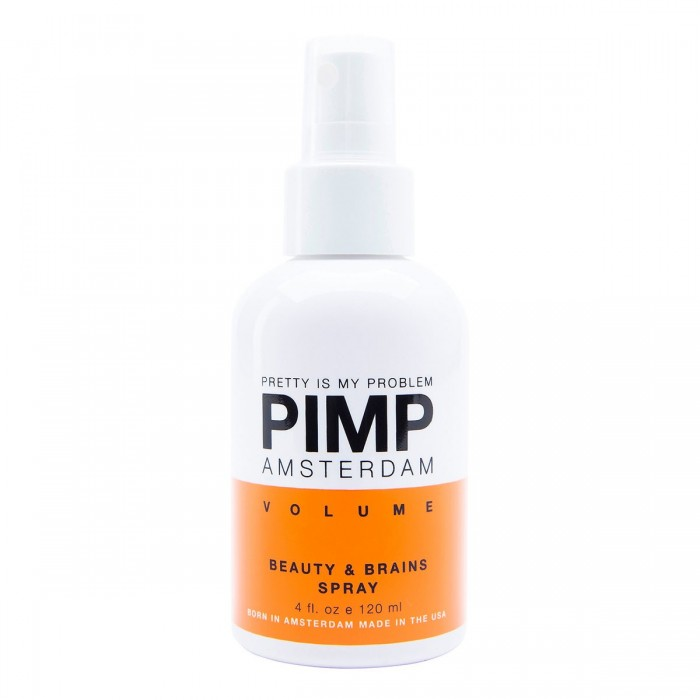 PIMP Amsterdam Beauty & Brains Spray 120 ml