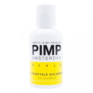 PIMP Amsterdam No Fairytale Goldserum 60 ml