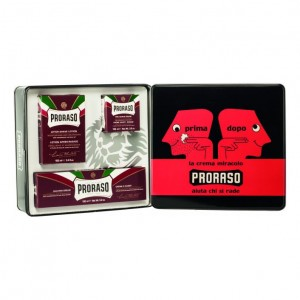 Proraso Moisturising and Nourishing Kit
