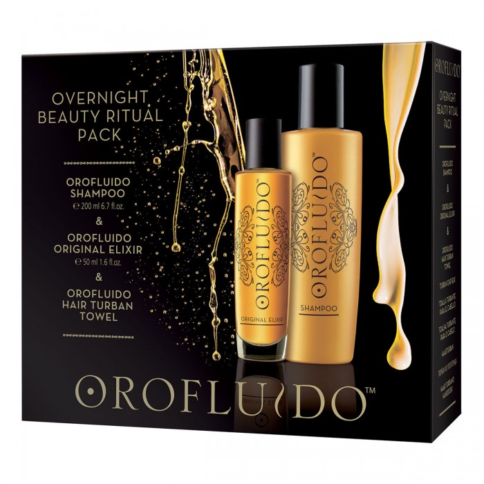 Orofluido Overnight Beauty Ritual Pack