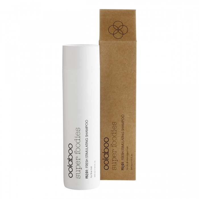 Oolaboo Fresh Stimulating Shampoo 250 ml