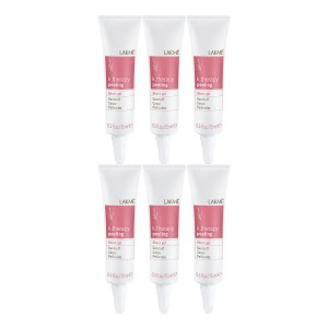 Lakmé k.therapy Peeling Shock Gel 6 x 15 ml