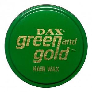 DAX Green and Gold Hair Wax 99 gr