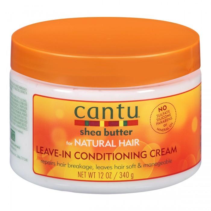 Cantu Leave-In Conditioning Cream 340 ml