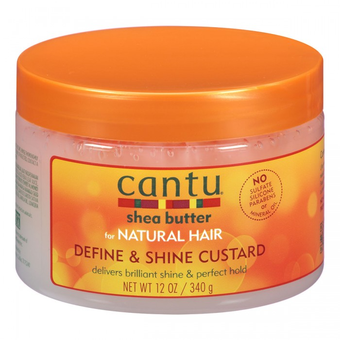 Cantu Define & Shine Custard 340 gr