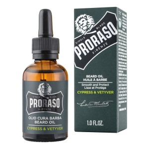 Proraso Beard Oil Cypress & Vetyver 30 ml