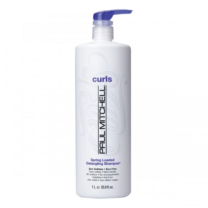 Paul Mitchell Spring Loaded Frizz-Fighting Shampoo 1000 ml