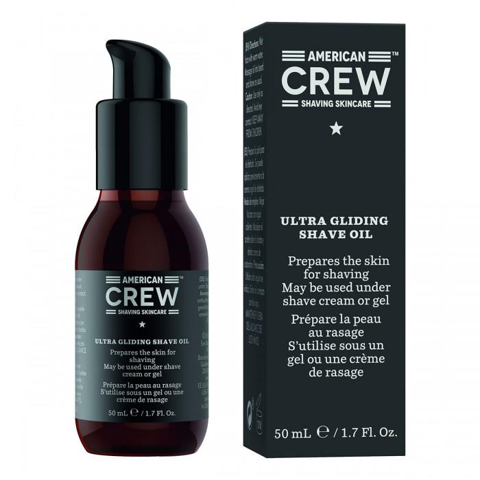 American Crew Ultra Gliding Shave Oil 50 ml