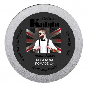 Knight MenCare Hair & Beard Pomade 100 ml