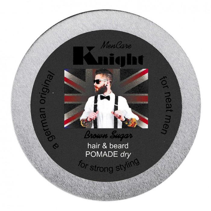 Knight MenCare Hair & Beard Pomade 100 ml