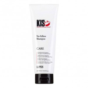 KIS No-Yellow Shampoo 250 mL