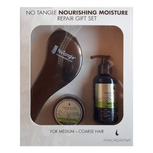 Macadamia No Tangle Nourishing Moisture Repair Gift Set