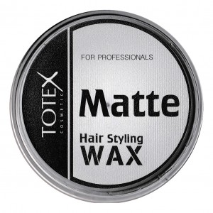 Totex Cosmetic Matte Hair Styling Wax 150 mL