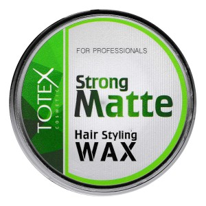 Totex Cosmetic Strong Matte Hair Styling Wax 150 mL