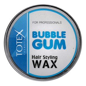 Totex Cosmetic Bubble Gum Hair Styling Wax 150 mL