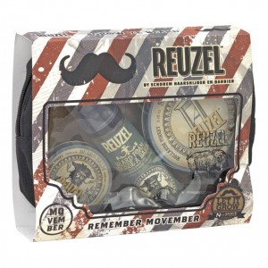 REUZEL Movember Limited Edition