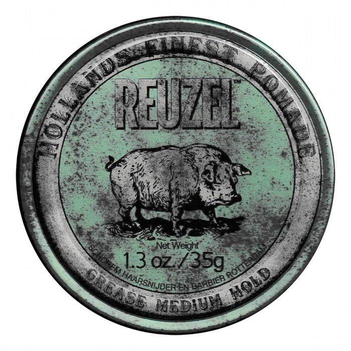 REUZEL-Grease-Medium-Hold-113-g