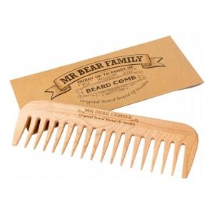 Mr Bear Family Beard Comb