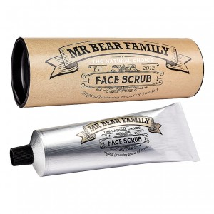 Mr Bear Family Face Scrub 75 mL